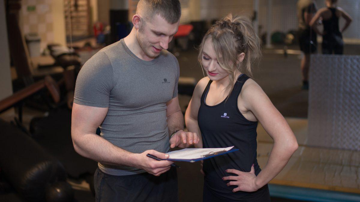 Grupowa konsultacja treningowa