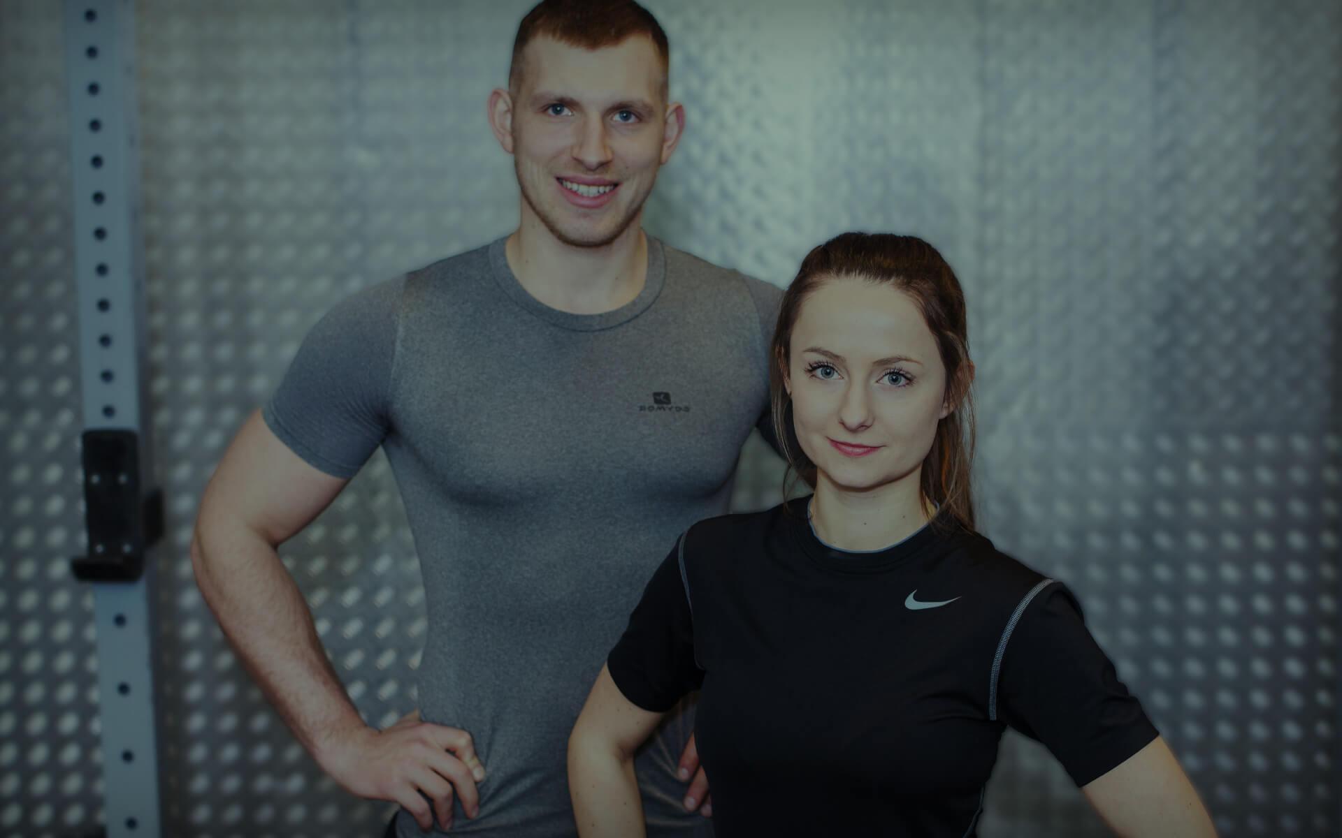 SmartBody Trainer - Łukasz Kończak - trening teren