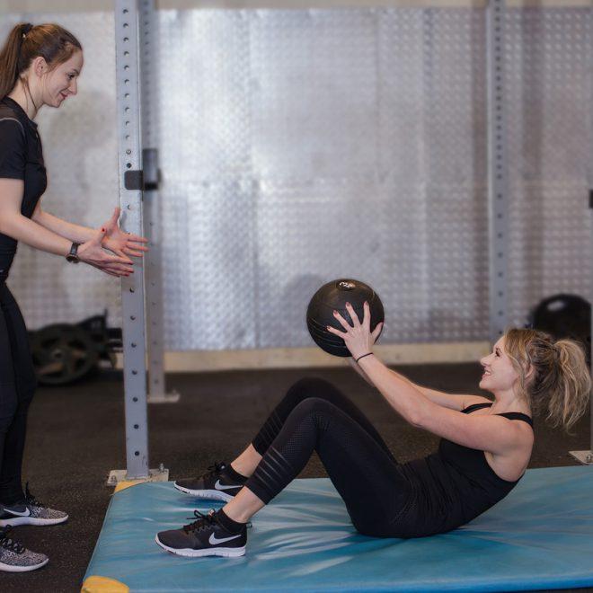 Trening personalny w ciąży